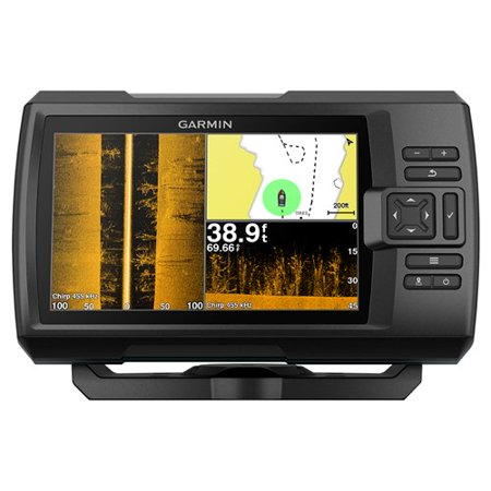 Garmin Fishfinder Protective Cover - Garmin STRIKER Plus 7SV 010-01874-00 Fishfinder with CV52HW-TM Transducer
