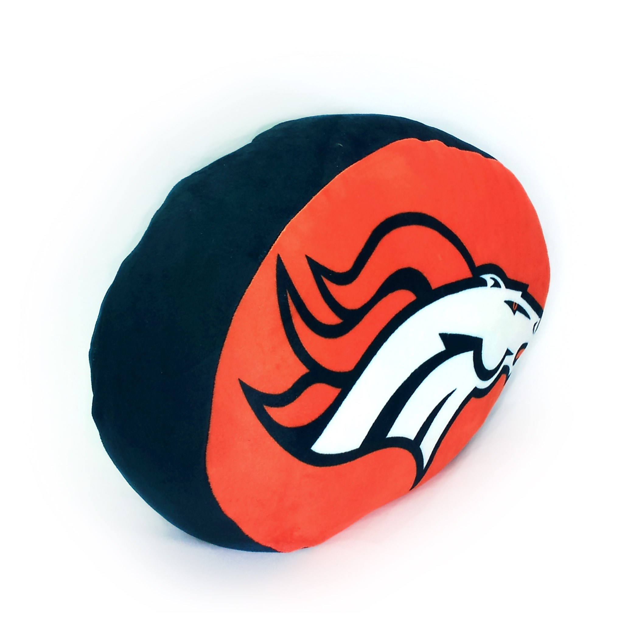 "Denver Broncos The Northwest Company 15"" Cloud Pillow - No Size"