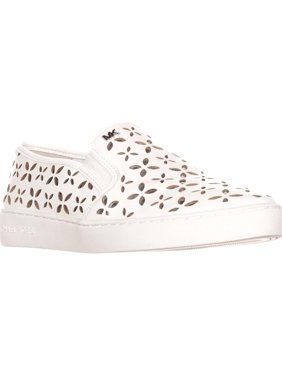 20c67943c4bac Product Image Womens MICHAEL Michael Kors MK Signature Keaton Slip On  Sneakers