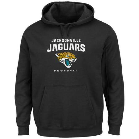 Jacksonville Jaguars Mens Majestic Hoodie by