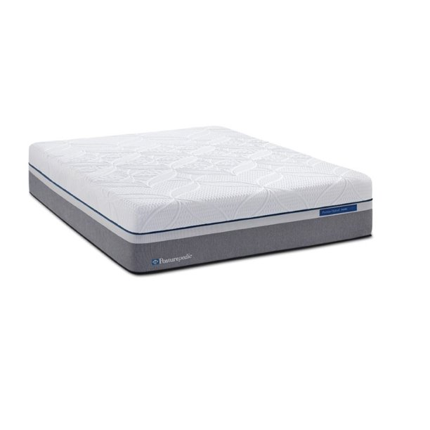 Sealy Posturepedic Hybrid Copper Plush King Mattress Walmart Com Walmart Com