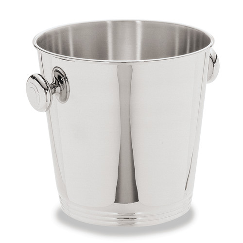 Carlisle Food Service Products 7.75'' Stainless Steel Wine Bucket (Set of 4)