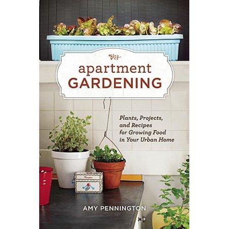 Apartment Gardening - eBook ()