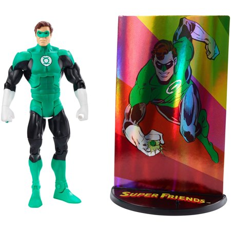 DC Comics Multiverse Super Friends! Green Lantern Figure (Dc Comics Green Lantern)
