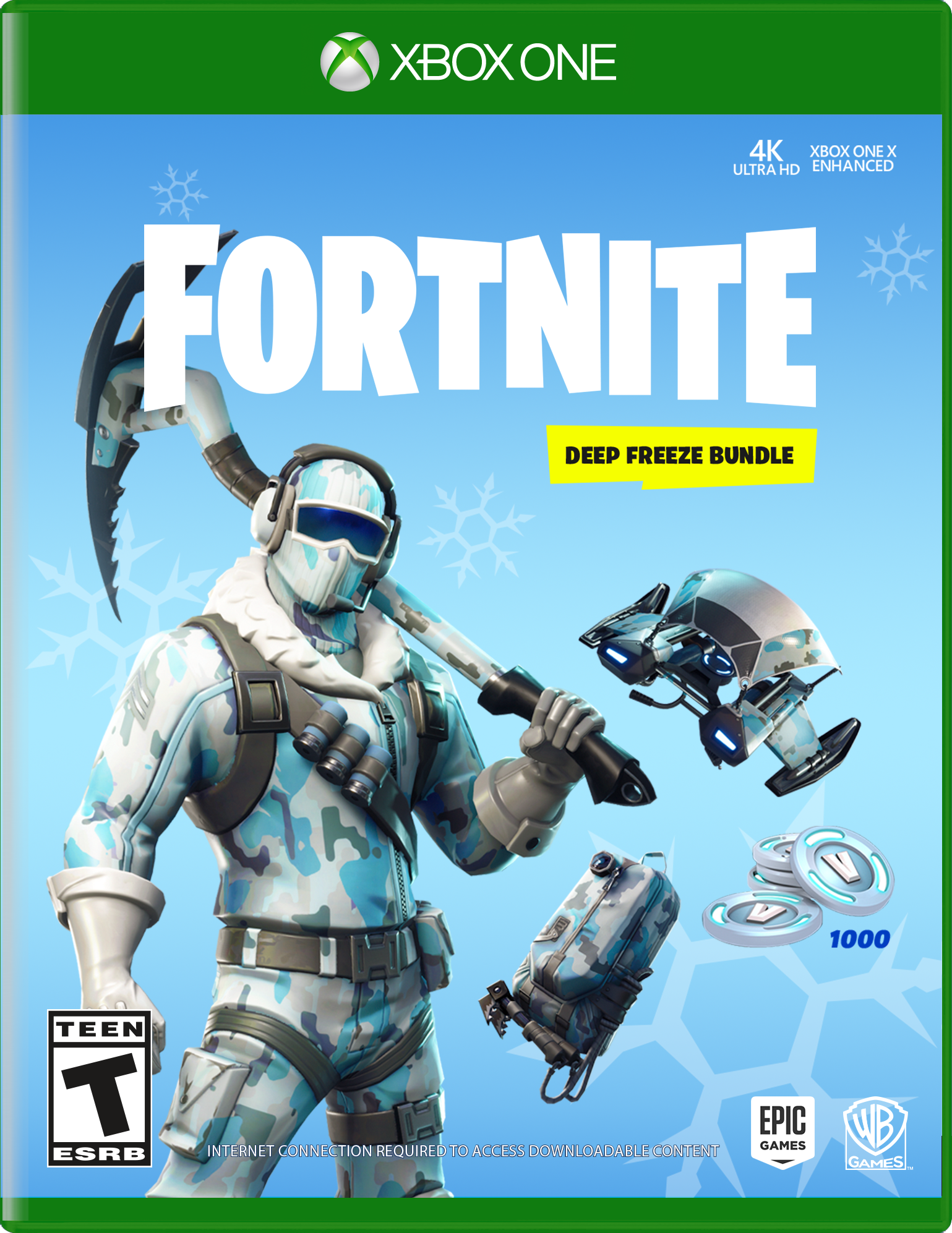 Fortnite Box