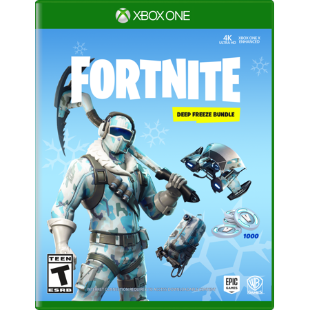 FORTNITE Deep Freeze Bundle, Warner, Xbox One,