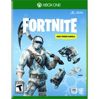 FORTNITE Deep Freeze Bundle, Warner, Xbox One, 883929662630