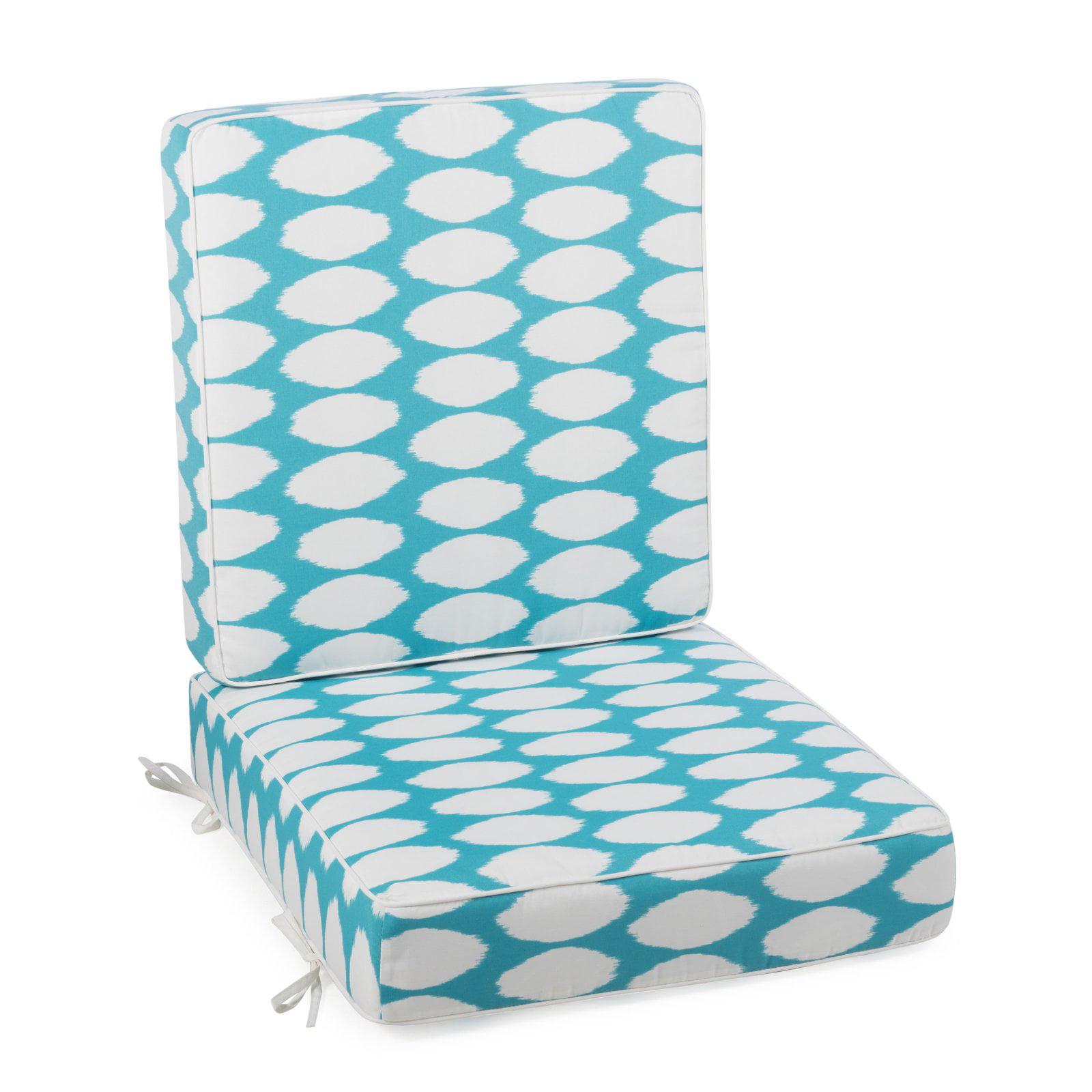 Coral Coast Lakeside Hinged Outdoor Deep Seating Cushion by Alfred Zahn Ltd