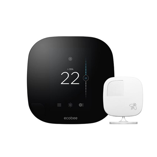 Ecobee3 Eb-state3c-02 Homekit-enabled Wi-fi Smart Thermostat - Refurbished