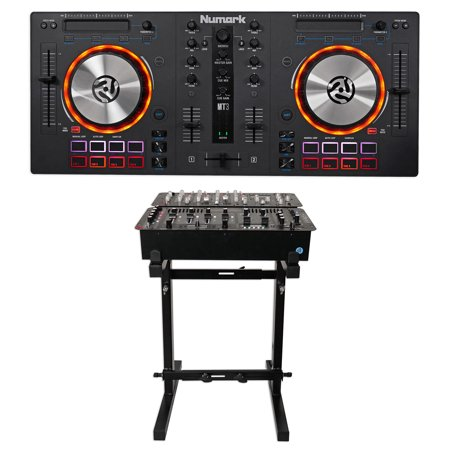 Numark Mixtrack 3 All-in-one DJ Controller For Virtual DJ Mixtrack III +