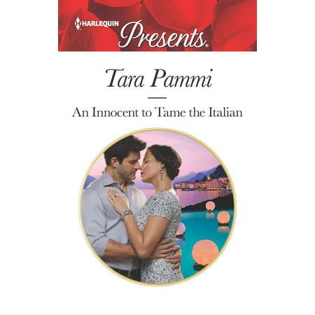 An Innocent to Tame the Italian (Toe Italian)