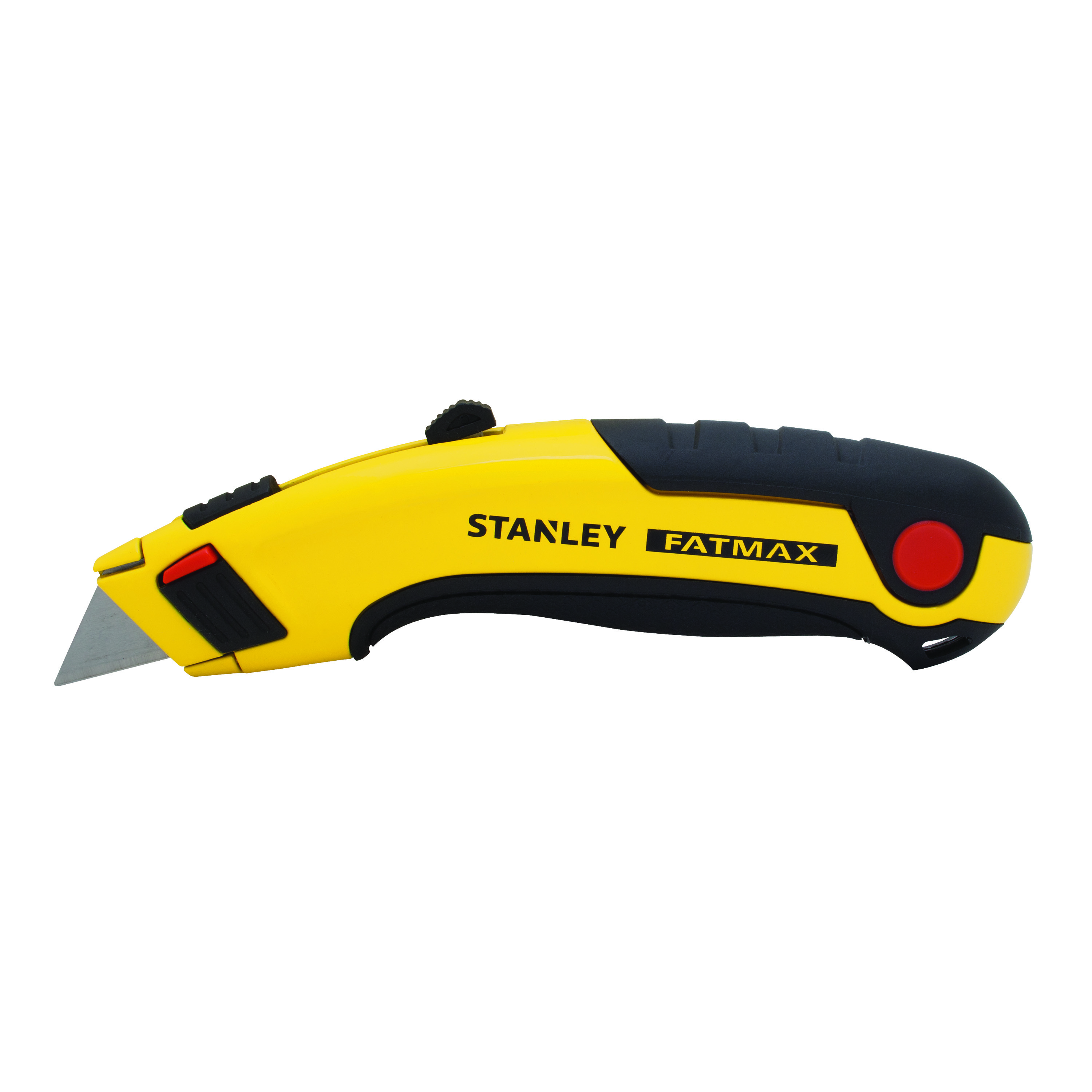 STANLEY FATMAX 10-778W Curved Quick Change Retractable Utility Knife by Stanley Black & Decker