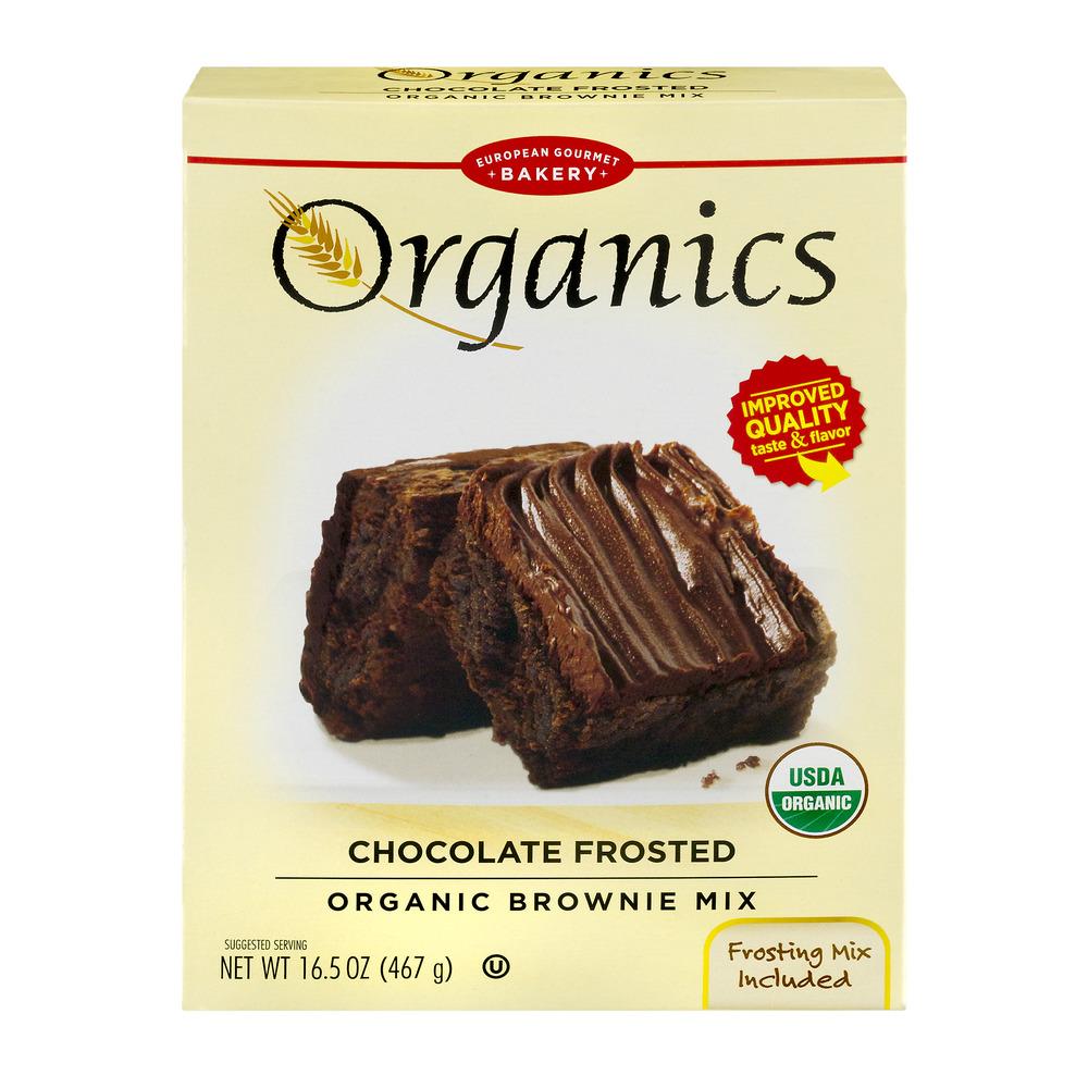 European Gourmet Bakery Organics Chocolate Frosted Organi...