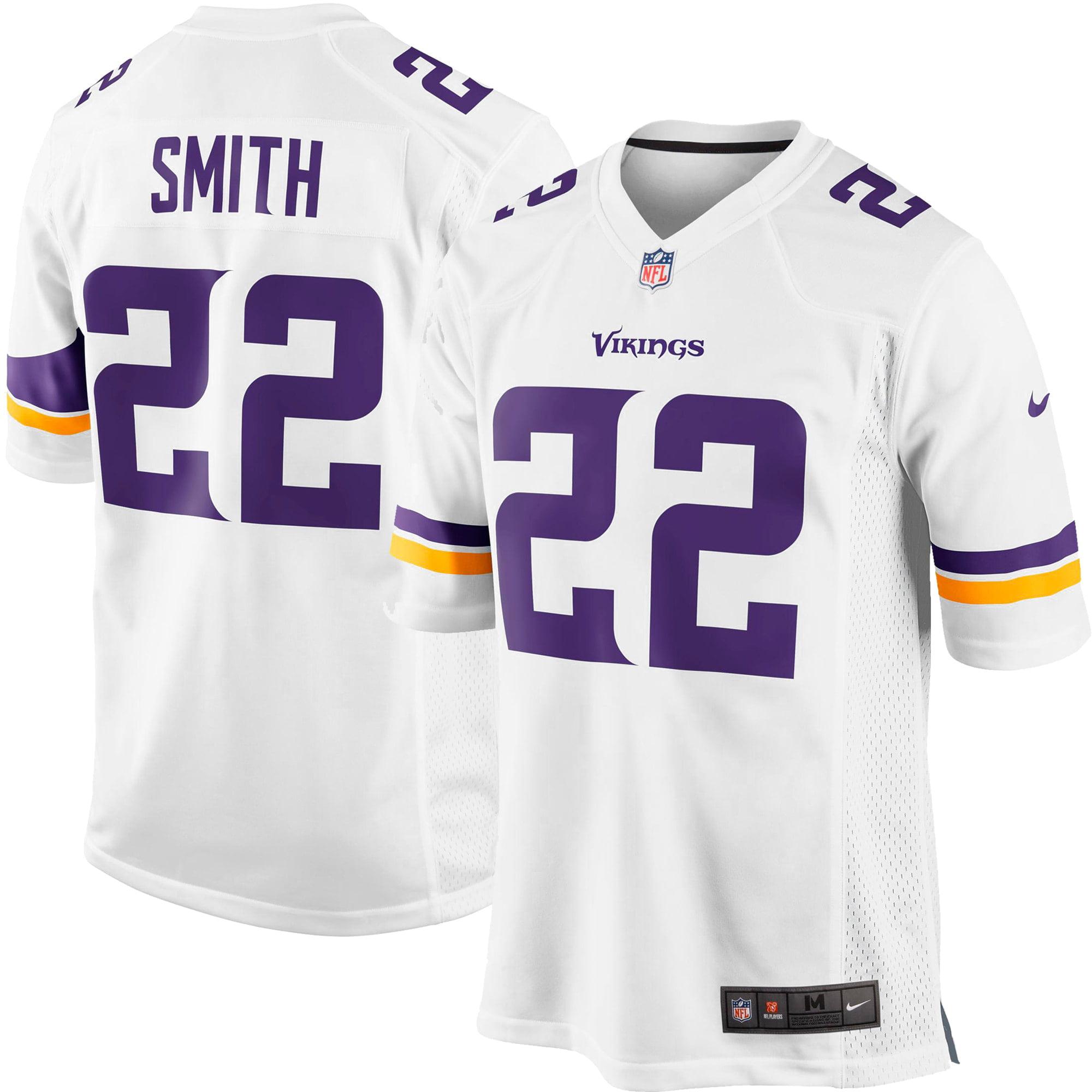 Harrison Smith Minnesota Vikings Nike Youth Game Jersey - White - Walmart.com