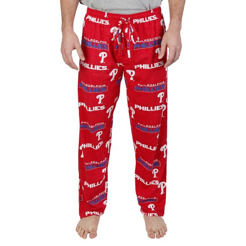 MLB Philadelphia Phillies Debate Men's AOP Knit Pant