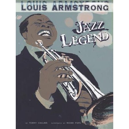 Louis Armstrong : Jazz Legend (Louis Armstrong Halloween Song)