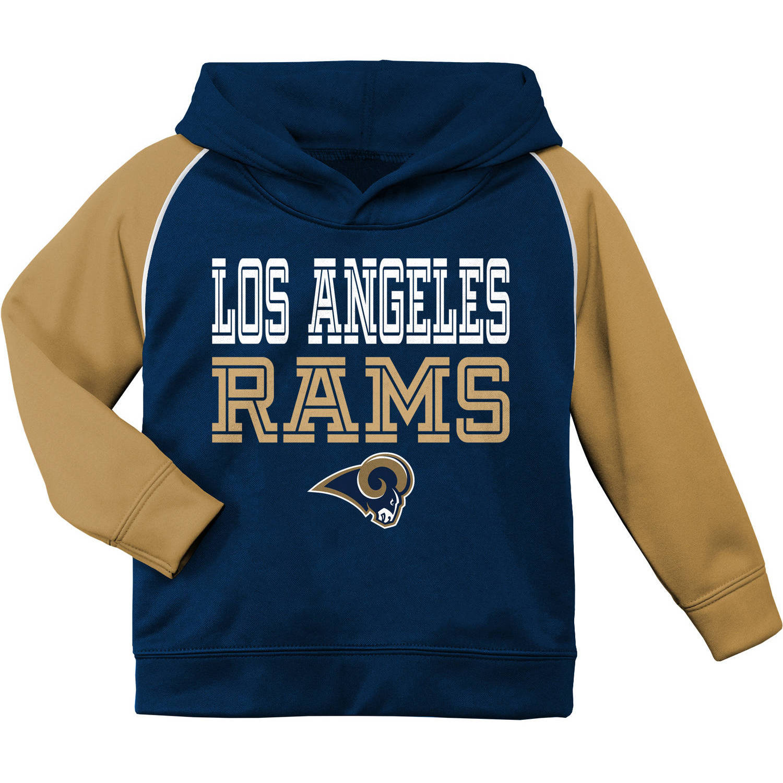 NFL Los Angeles Rams Toddler Fleece Top