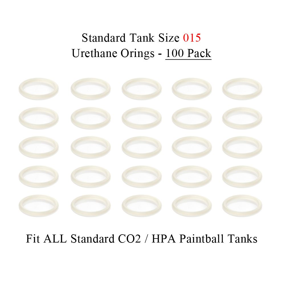 Maddog Paintball Urethane Tank O-rings (100 Pack) by