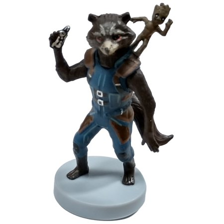 Marvel Guardians of the Galaxy Vol. 2 Rocket with Groot PVC Figure [No