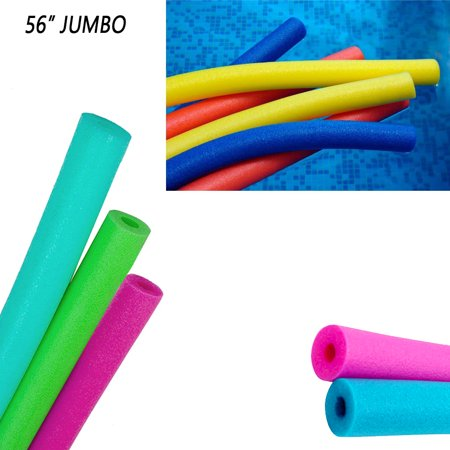 4 Swimming Floating Pool Foam Noodle Swim Noodles Water Float Floatie Crafts](Pool Noodle Crafts)