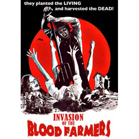 Invasion Of The Blood Farmers (DVD)
