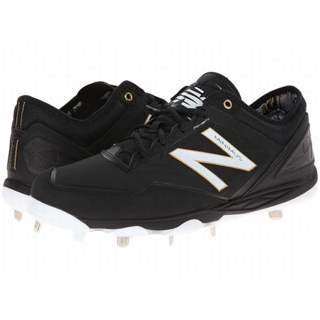 New Balance NEW Black Shoes Size 16M Baseball Cleats Athletic