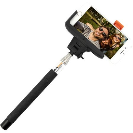 Rocksteady Audio SELFIE-BT Bluetooth Wireless Selfie Stick