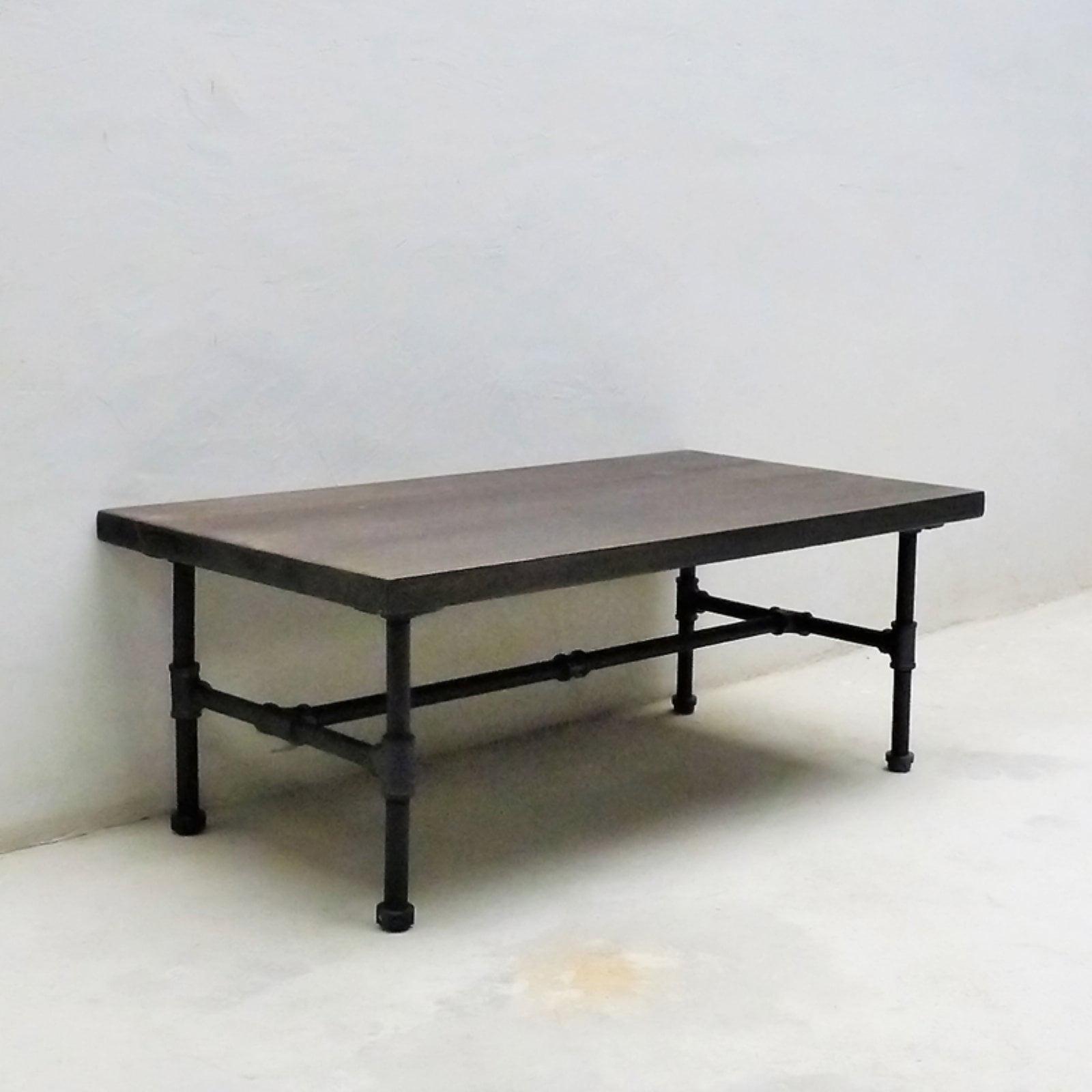 Furniture Pipeline Corvallis Industrial Coffee Table