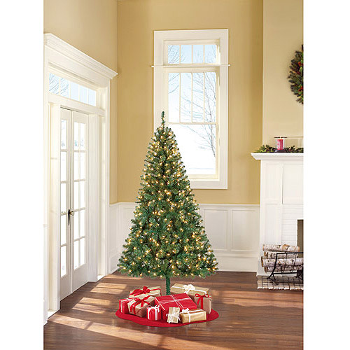 Holiday Time 6.5ft Green Madison Pine-clr