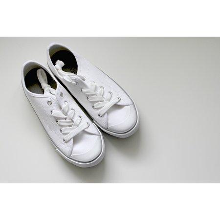 Framed Art For Your Wall Sport Shoe Run Go Jog Sporty Feet Sneakers Shoe 10x13