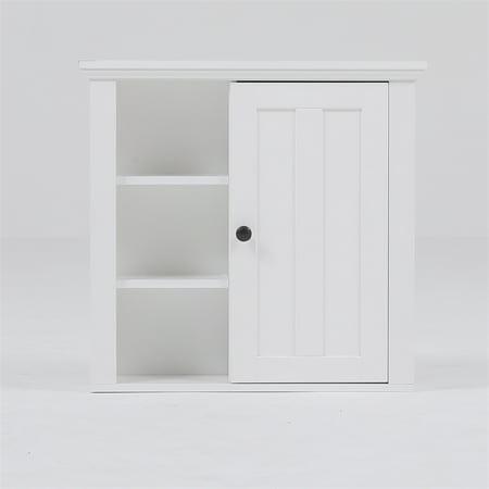 white wood bathroom wall cabinet | walmart canada