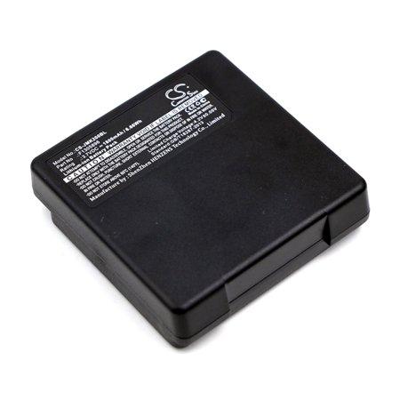 Cameron Sino 1800mAh Battery for JAY Beta6 Two-way Radio, Gama10 Remote control security, Gama6 Remote control security, Moka2 Remote control joystick and others