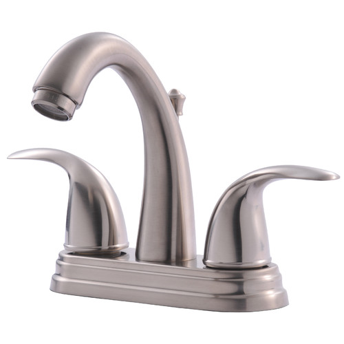 Ultra Faucets Lavatory Chrome 2 Handle Uf45010 Faucet With