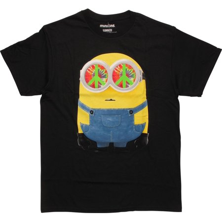 Despicable Me Peace Out T-Shirt](Vector From Despicable Me)