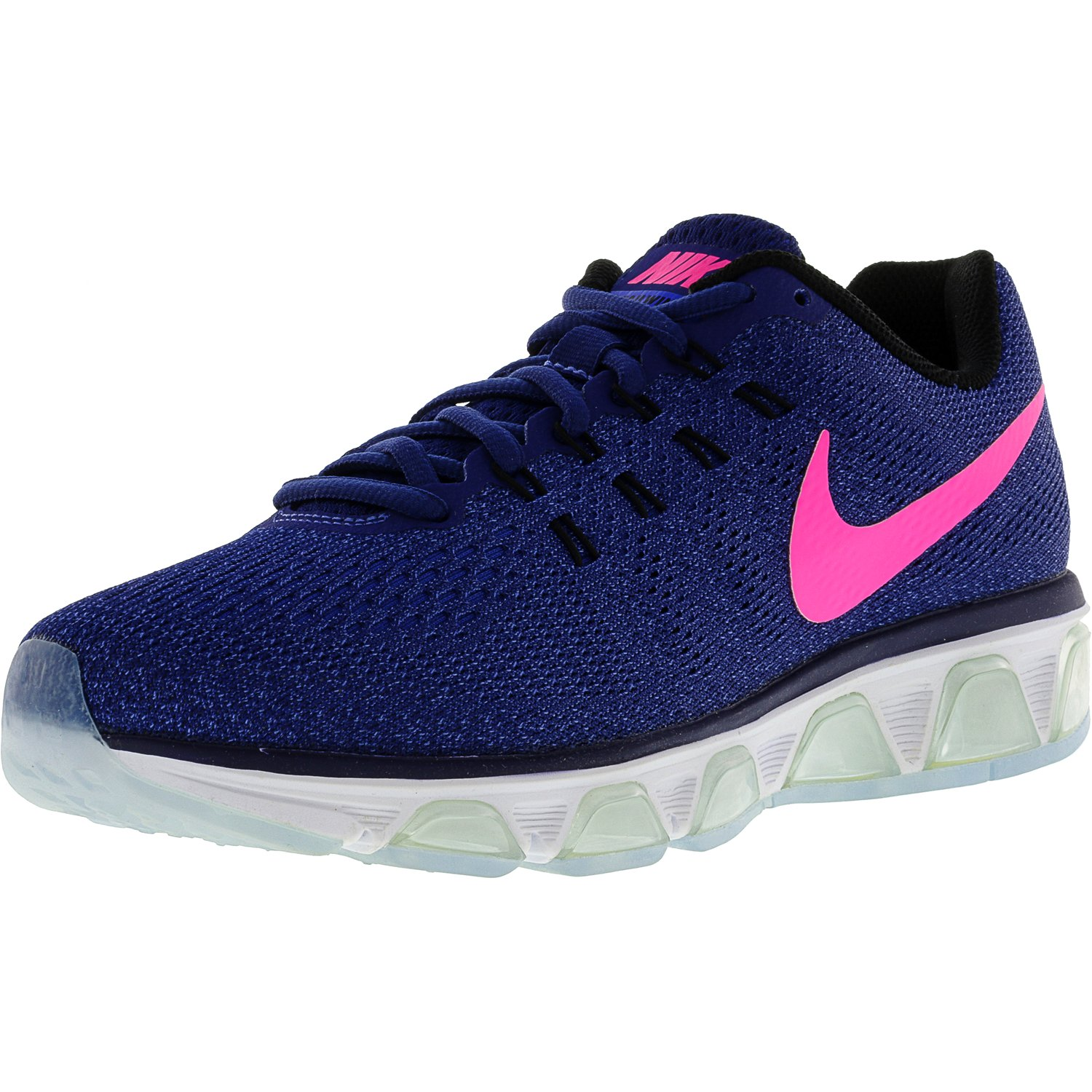 buy online d6fba 34803 ... discount code for nike womens air max tailwind 8 deep royal blue pink  blast racer blue