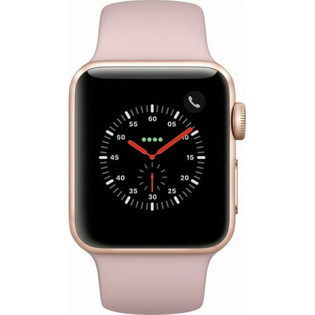 Like New  Apple Watch 38mm Series 3 GPS + Cellular with Sport Band MQJN2LL/A