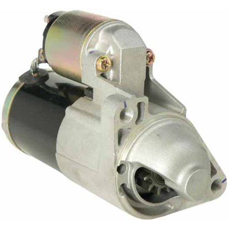 NEW DB Electrical SMT0233 Starter for Jeep 4.0 4.0L Wrangler 03 04 05 06 2003 2004 2005 2006 / 56041914Ac 06 Jeep Vehicles