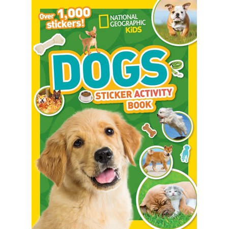 Halloween History National Geographic (National Geographic Kids Dogs Sticker Activity)