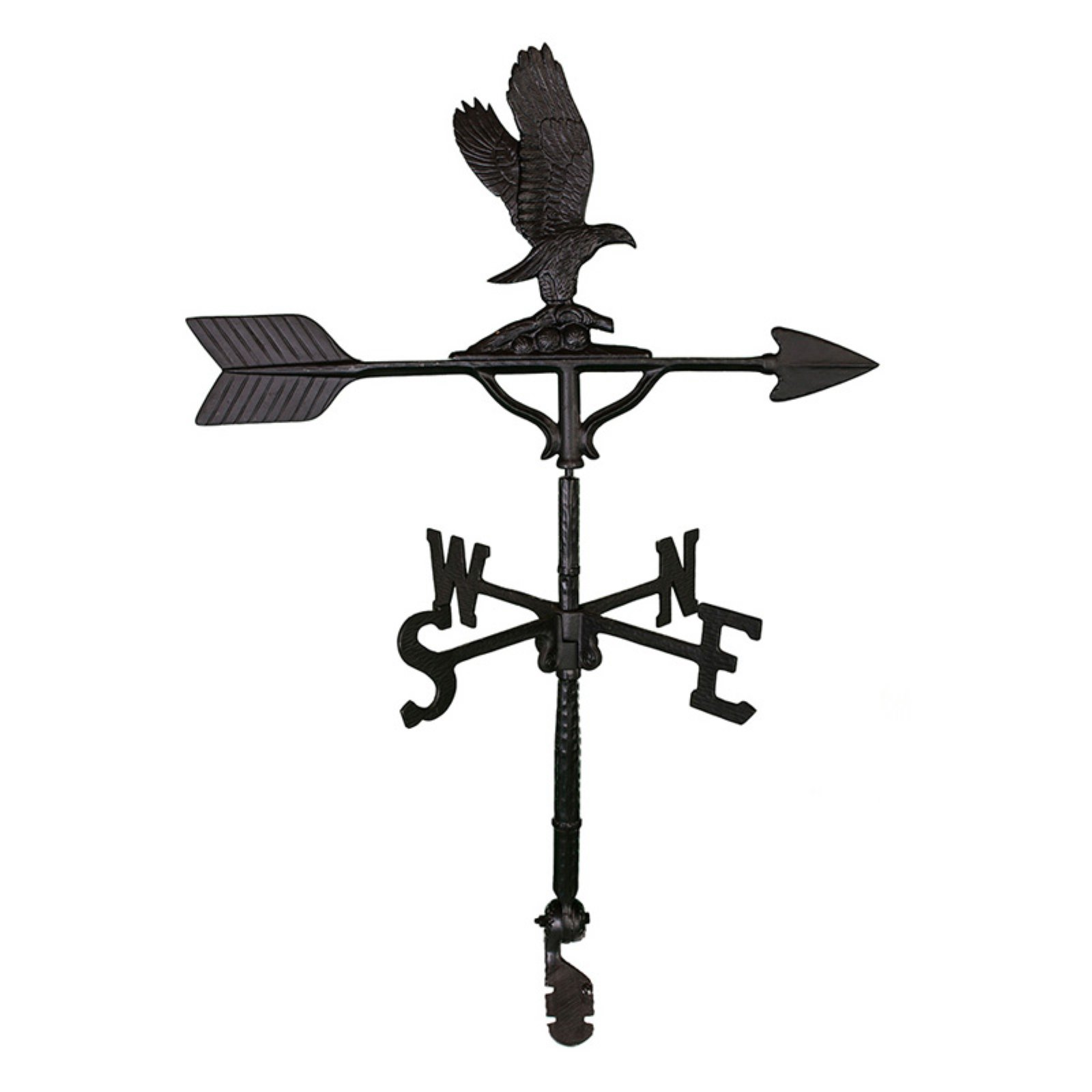 Black Eagle Weathervane 32 in. by Montague Metal Products