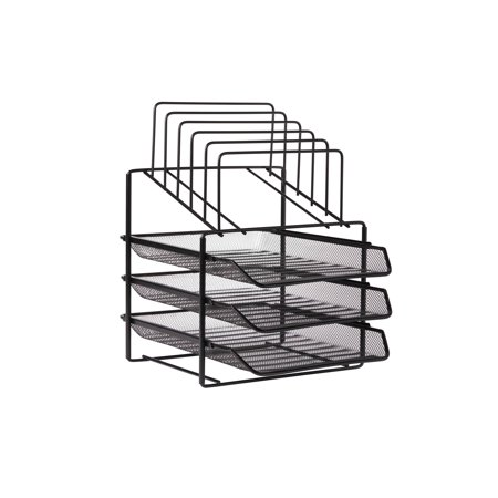 Pen + Gear Metal File Organizer (Cep Desktop Organizer)