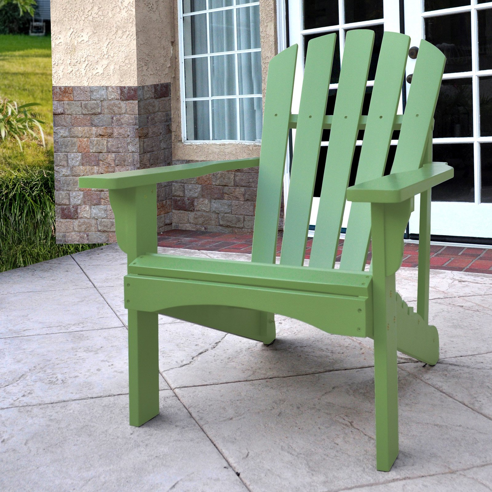 Shine Company Rockport Adirondack Chair Leap Frog by Shine Company