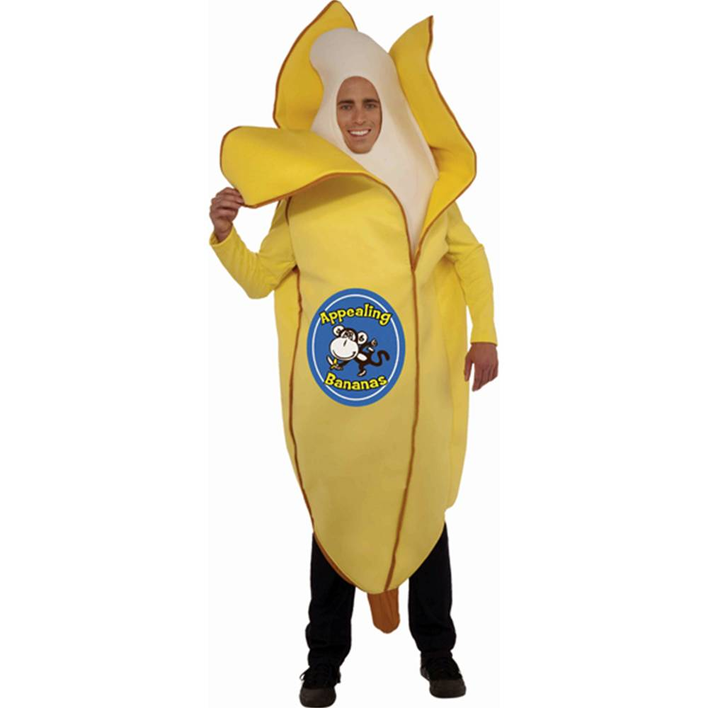 Appealing Banana Adult Costume
