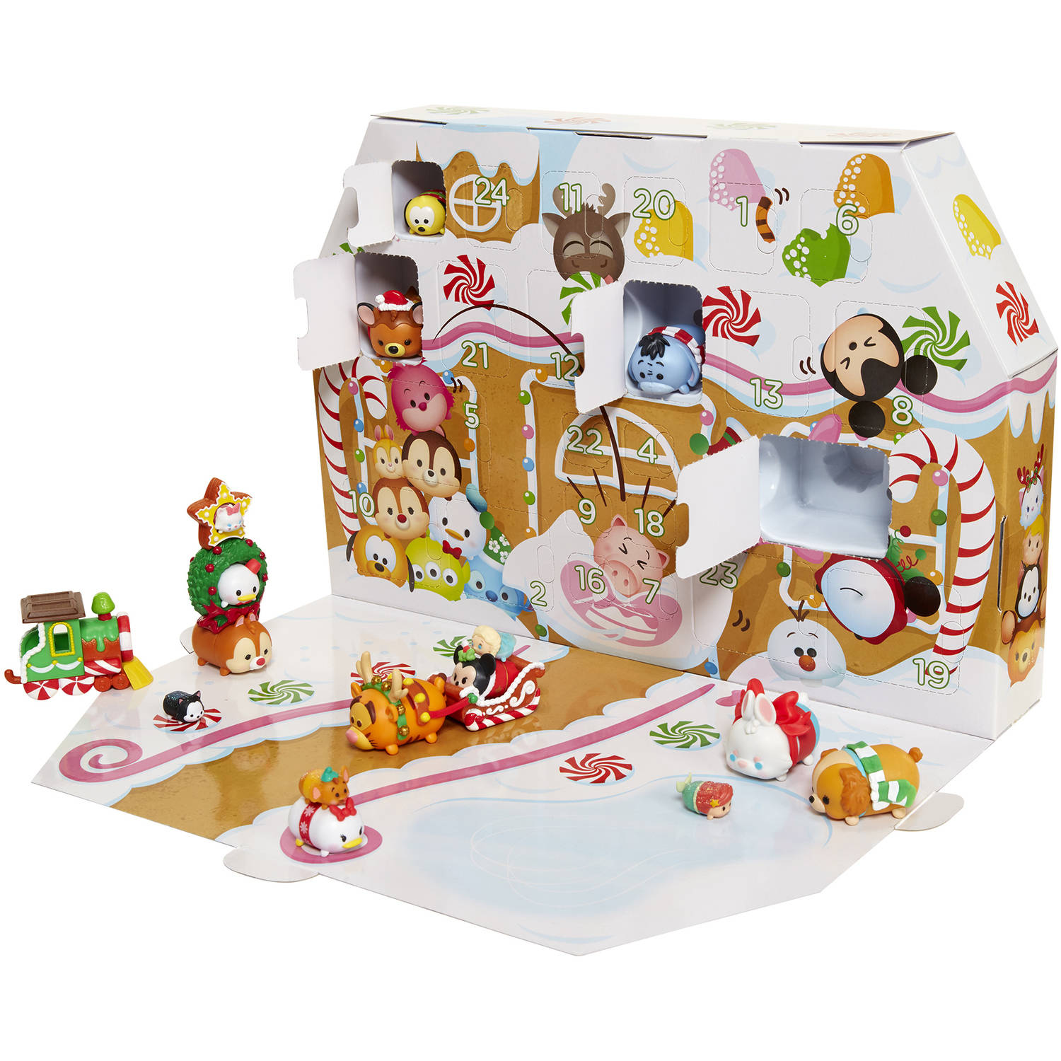 Jakks Pacific Tsum Tsum Advent Calendar