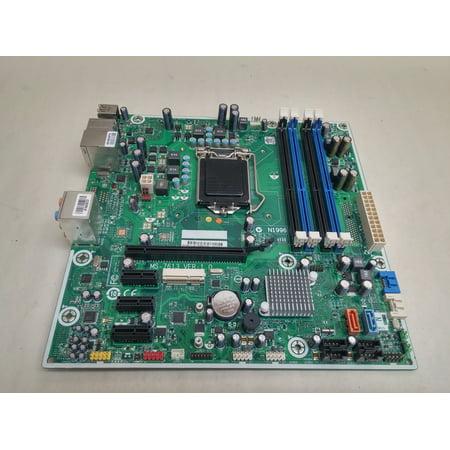 Refurbished HP Elite 7000 583651-001 Intel LGA 1156/Socket H  DDR3 SDRAM  Desktop (Best Lga 1156 Motherboard)