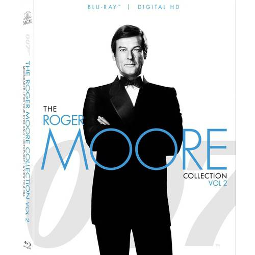 007: The Roger Moore Collection Volume 2 (Blu-ray + Digital HD) by Mgm