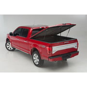 UnderCover UC1128S Elite Smooth Tonneau Cover; Smooth Gray Finish; Must Be Painted;