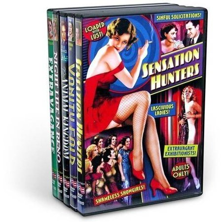 Lost Pre-Code Classics Collection Vol 2 (5-DVD)