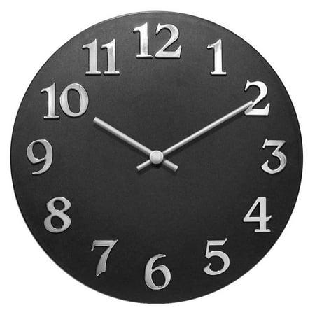 Infinity Instruments Vogue Retro 11.75-Inch Wall Clock