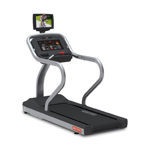 Star Trac S-TRx Treadmill with Personal Viewing Screen