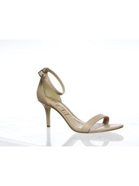 64d3eaea87a Product Image Sam Edelman Womens Patti Tan Ankle Strap Heels Size 6